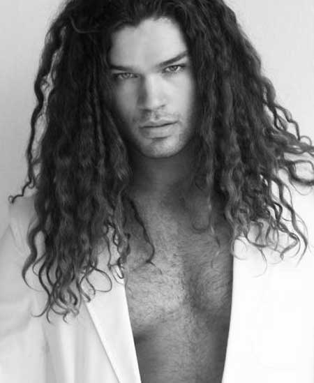 Cool Long Curly Hairstyles For Men 2013 Mens Hairstyles 2016 Short Hairstyles Gunalazisus