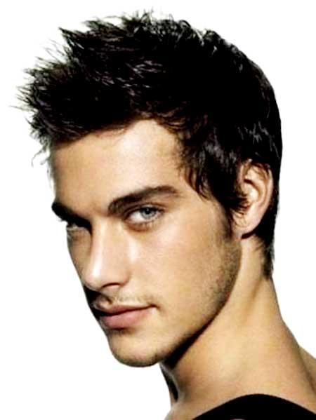 Swell Spiky Hairstyles For Men Mens Hairstyles 2016 Short Hairstyles Gunalazisus