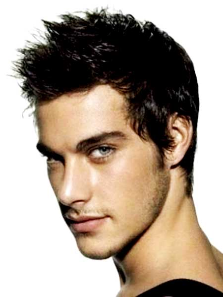 Swell Spiky Hairstyles For Men Mens Hairstyles 2016 Hairstyles For Women Draintrainus