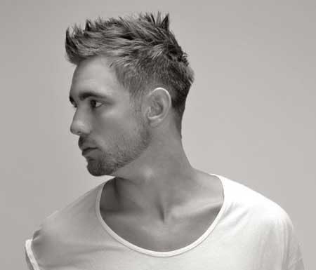 Short sleek hairstyles for men