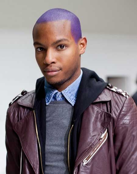 Hair Color For Men With Dark Skin Ealing Brown Models And