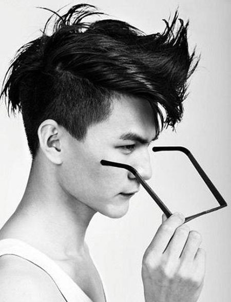 Hairstyles Asian Male : Gallery Hairstyles Men 2014 Asian