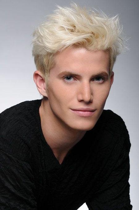 Superb 19 Cool Blonde Men Hairstyle Mens Hairstyles 2016 Hairstyles For Women Draintrainus