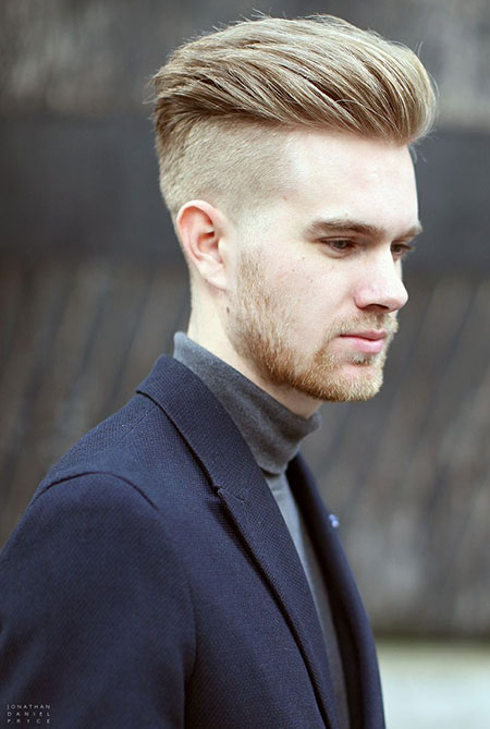 19 Cool Blonde Men Hairstyle_9