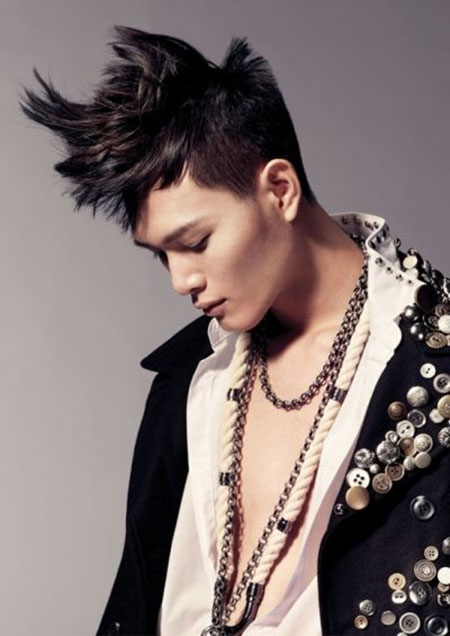 19 Hairstyle for Asian Men_6