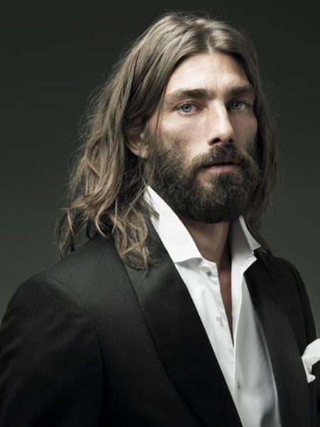 25 Best Long Hairstyles for Men_14