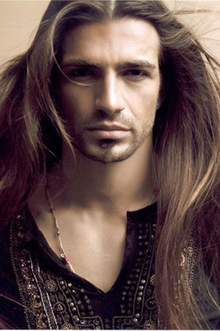 25 Best Long Hairstyles for Men_17