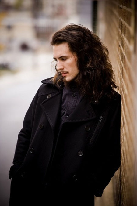 25 Best Long Hairstyles for Men_20