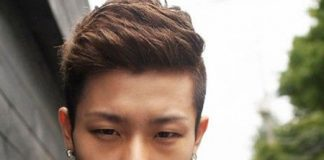 Asian Hairstyles Men