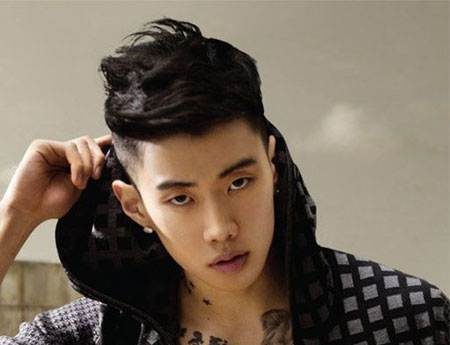 Asian Men Hairstyle