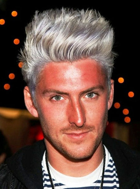 Best Hair Color for Men