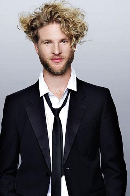 Curly Hair Styles Men_8