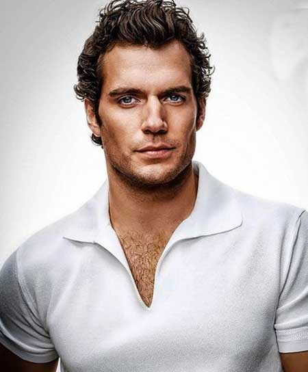 Magnificent 15 Mens Curly Hair Styles Mens Hairstyles 2016 Hairstyles For Women Draintrainus