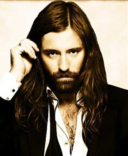 Hairstyles for Men Long Hair