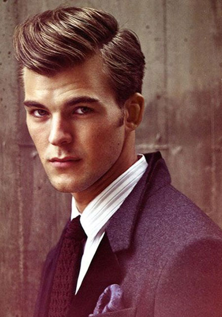 Hairstyles for Men with Straight Hair