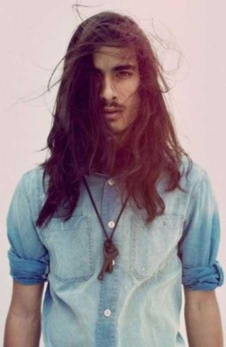 Phenomenal 30 Long Hairstyles For Men 2014 Mens Hairstyles 2016 Short Hairstyles Gunalazisus