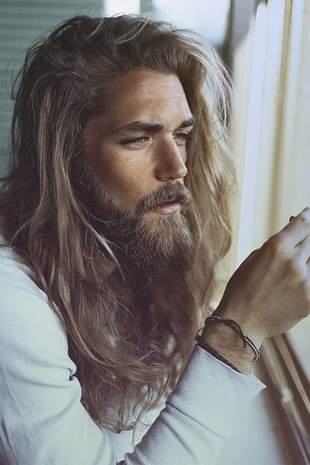 Mens Hairstyles for Long Hair | Mens Hairstyles 2014