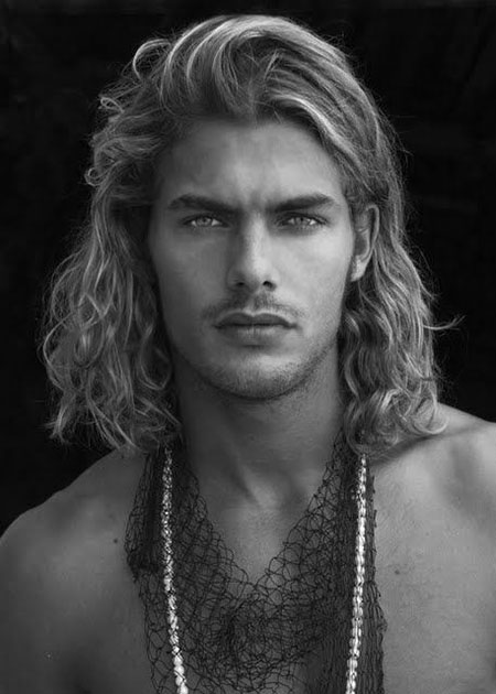 Men Long Hairstyles