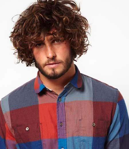 Mens Curly Hairstyles 2014_12