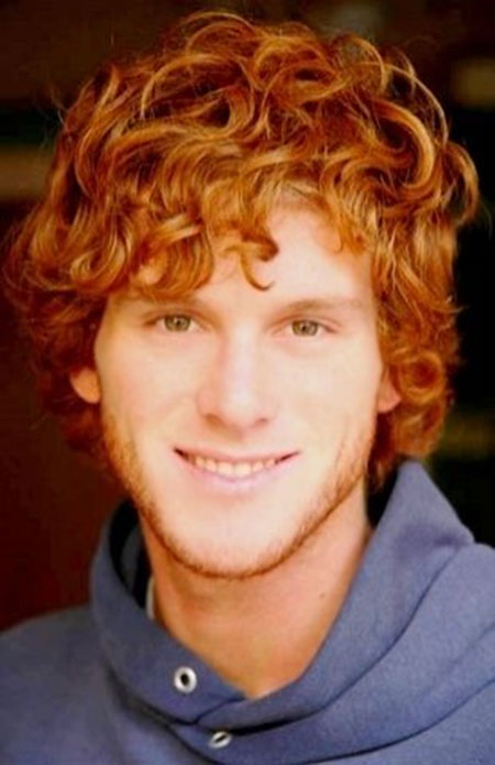 Mens Curly Hairstyles 2014_19