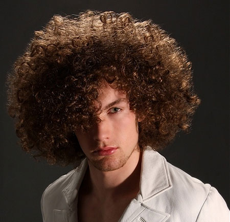 Mens Curly Hairstyles 2014_5