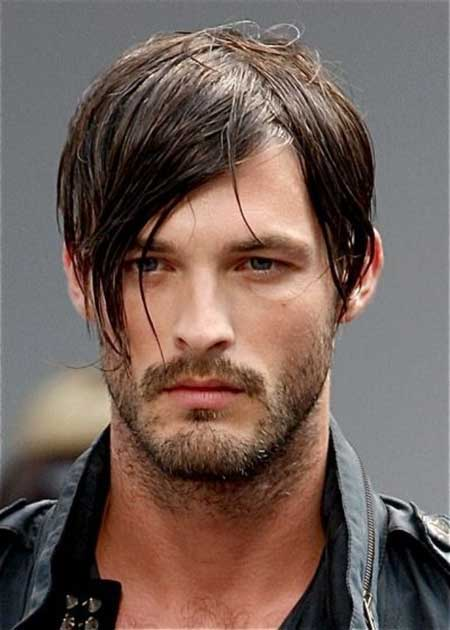 Long Straight Hairstyles For Men | newhairstylesformen2014.com