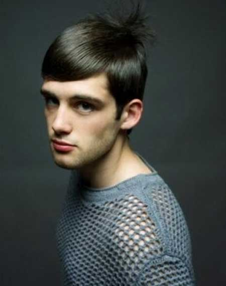 Nice Short Hairstyles for Men_6