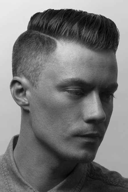 Nice Short Hairstyles for Men_9