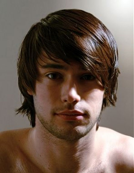Straight Hair for Men_9