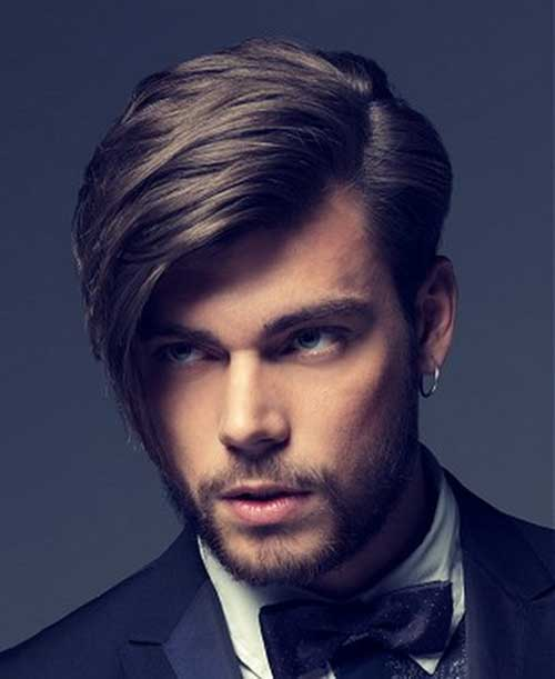 Hairstyles For Men With Medium Hair : Mens Medium Hair 2015 Mens Hairstyles 2016