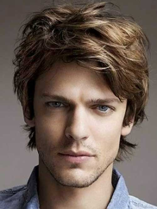 Mens Medium Hair 2015 | Mens Hairstyles 2014