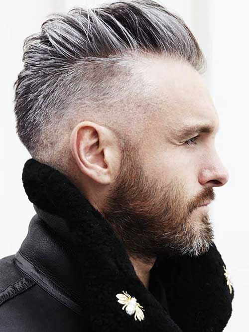 Trendy Hairstyles for Men 2015