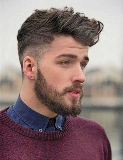 Phenomenal Trendy Mens Haircuts 2015 Mens Hairstyles 2016 Short Hairstyles For Black Women Fulllsitofus