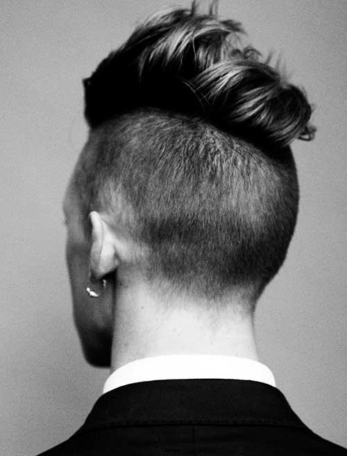 Pompadour Hair Style