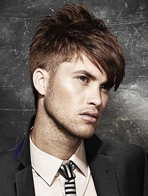 Hot Undercut Hair Style