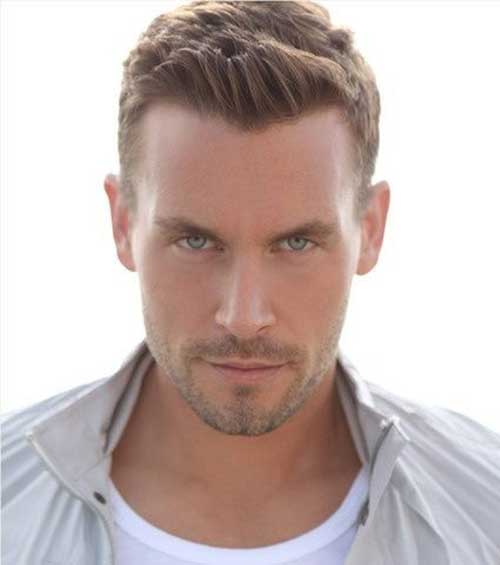 Mens Short Hairstyles : 25 Best Men?s Short Hairstyles 2014-2015 Mens Hairstyles 2016