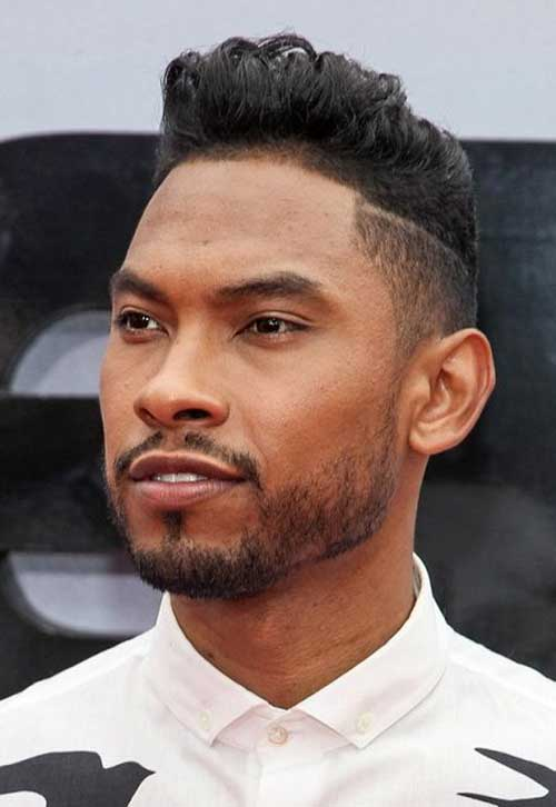 African Men Best Haircut  Mens Hairstyles 2016