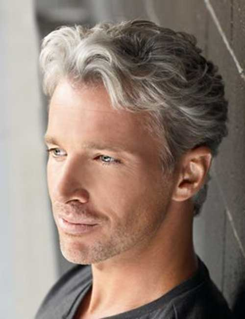 hair styles men mature