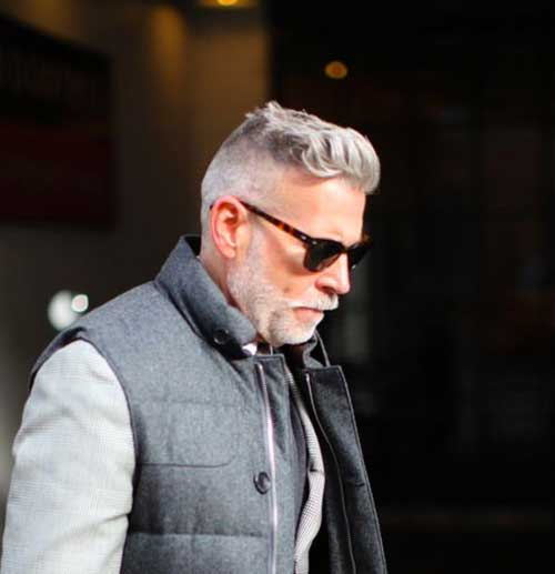 Fabulous Cool Older Men Hairstyles Mens Hairstyles 2016 Short Hairstyles Gunalazisus