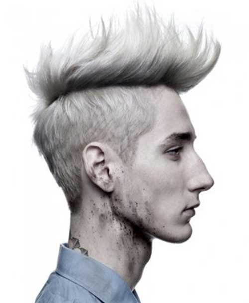 Men Mohawk Hairstyle Mens Hairstyles
