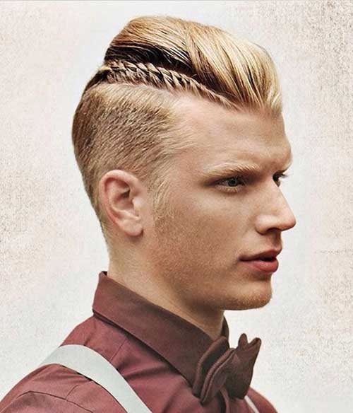 Men Mohawk Hairstyle | Mens Hairstyles 14