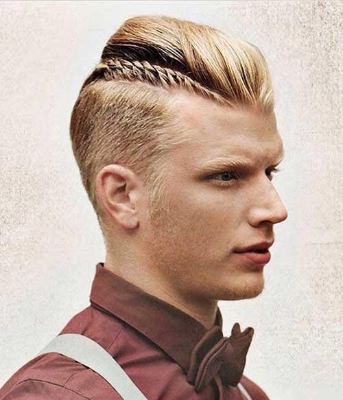 Hombre Mens Undercut Hair