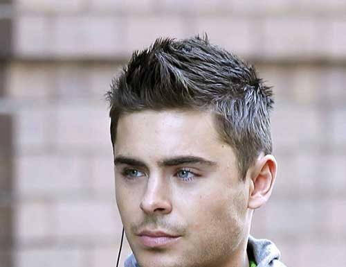 Male Celebrity Hairstyles