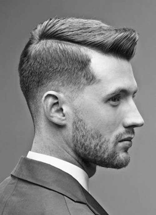 Mens Hairstyles Short