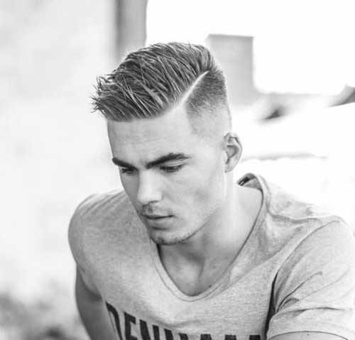 Mens Short Haircuts