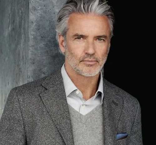Mature mens hairstyles