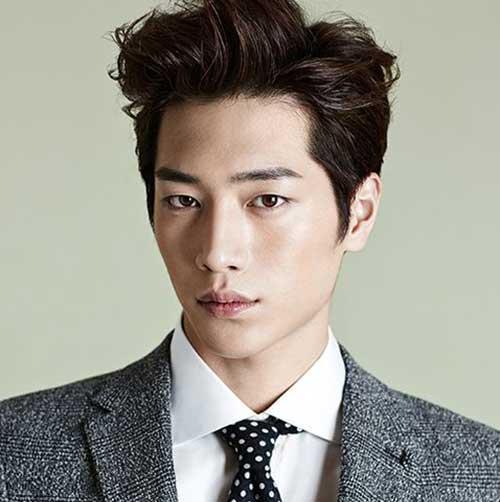 hairstyle men 2017 korean - photo #30