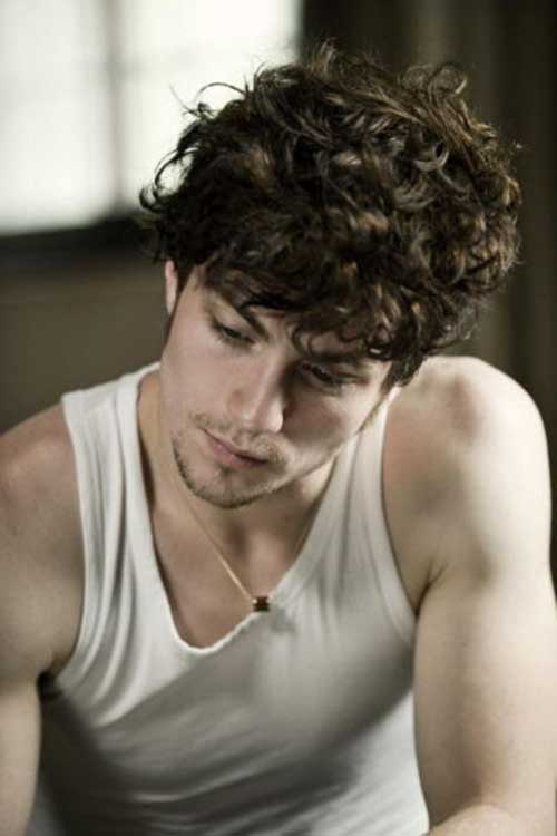 Aaron Johnson Messy Hair