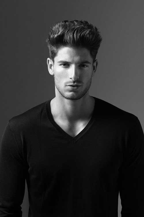 American Crew Wavy Thick Hairstyles for Men