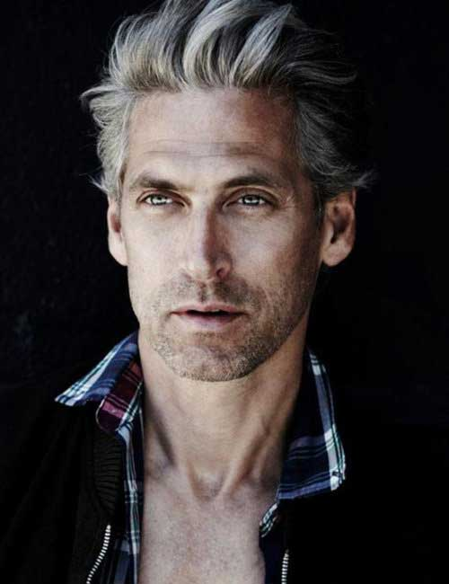 Anton Nilson Hairstyles for Old Men's